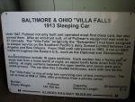 Villa Falls info chart