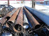 Big steel strain poles