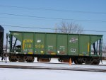 Highlight for Album: CNW Ballast Hopper 110509