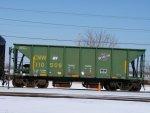 Highlight for Album: CNW Ballast Hopper 110509