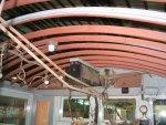 Roof repairs begin
