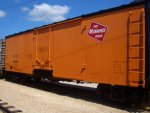 Highlight for Album: URTX-26640 INSULATED BOXCAR RESTORATION