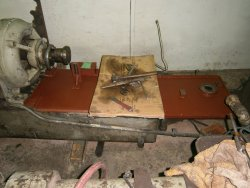 Planer bed now reconditioned