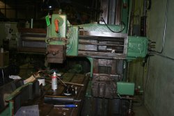 Planer cutting assembly