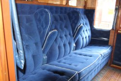 Interior detail (Bluebell Railway)