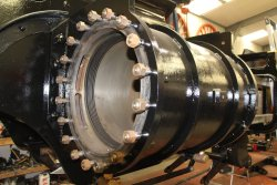 Fabricated cylinder assembly (LBSC Atlantic)