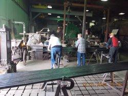 Heating of 1630 boiler tubes in rivet furnance    12-1-2012