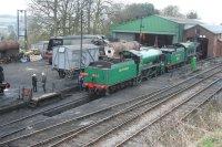Ropley Mid Hants Railway