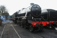 45379 Hid Hants Railway