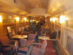 Highlight for Album: ATSF 1534 lounge sleeper