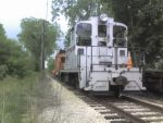 CE 15 & CNM 604 @ 4 Mile Siding