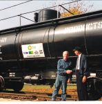 Highlight for Album: AMOX 9499 TANK CAR