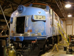 Soon to be CNW 411 as of 3/18/06