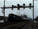 GG1 4939  Near Beltway MD 1979