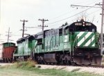 BN 5383 - 1994-09-25 - 19a - West Switch