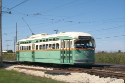 """CTA """"Green Hornet"""" 4391 (10/2000)."""