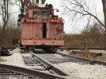 Highlight for Album: Tamping yard 10/11 tail track 11-15-2009