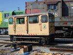 EJ&E 585 on 24 track