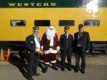 2015 - Sam Polenetsky, Marcus Ruef (aka Santa Claus), Randy Hicks, Larry Stone