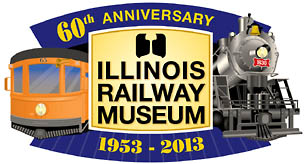 Illinois Railway Museum 60th Anniversary 1953 - 2013