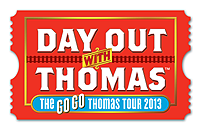 Day Out With Thomas Event Info
